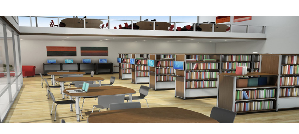 Library Furniture in Mumbai